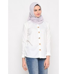 Malika Blouse White