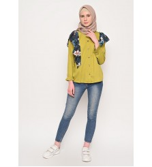 Assa Flower Blouse