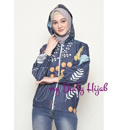 Zaya Sporty Jacket Navy